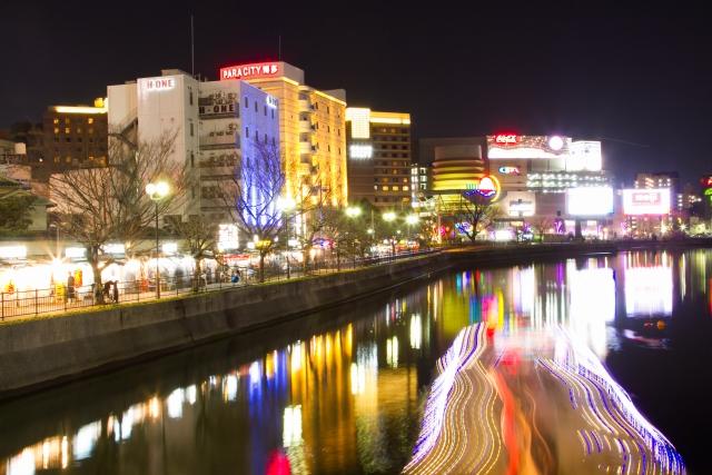 【福岡】福岡県内のゲイタウンについて