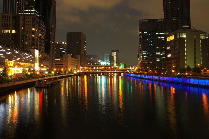 【大阪】大阪府内のゲイタウンについて